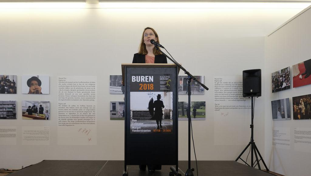 Opening Buren2018 (c) Guy Kleinblatt
