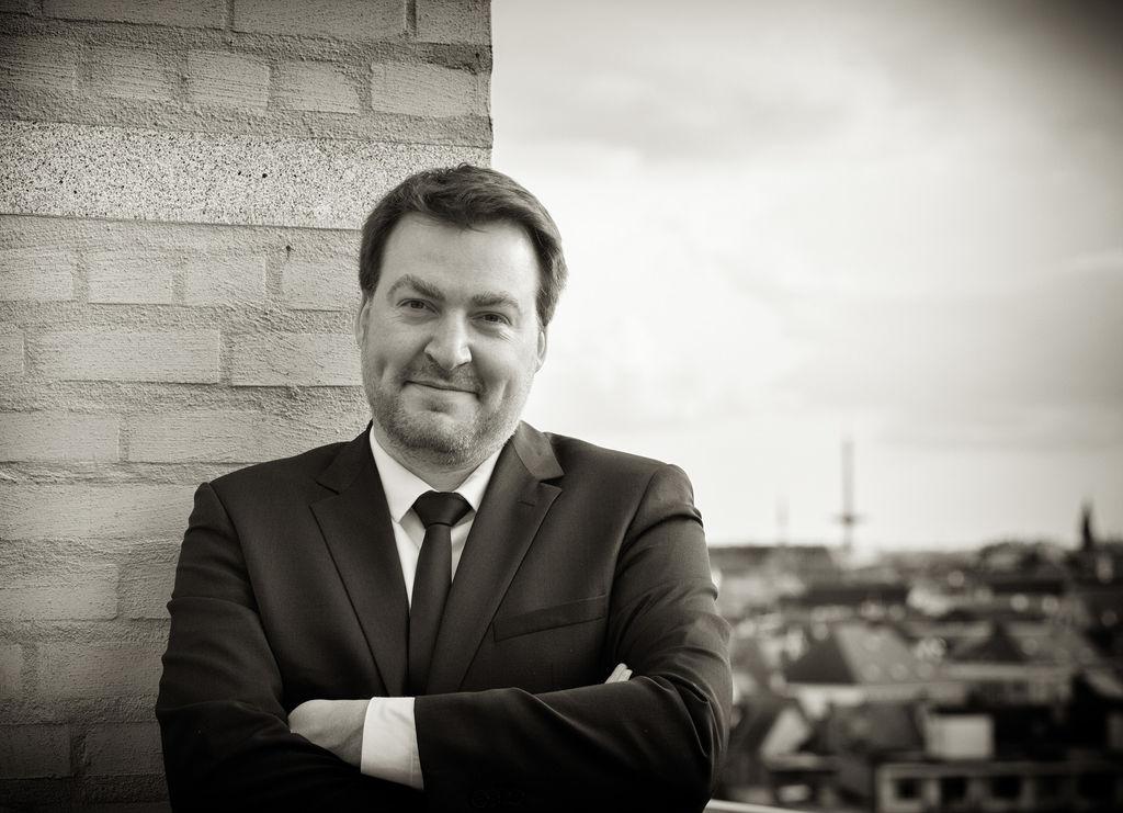 Christophe Busch (c) Guy Kleinblatt
