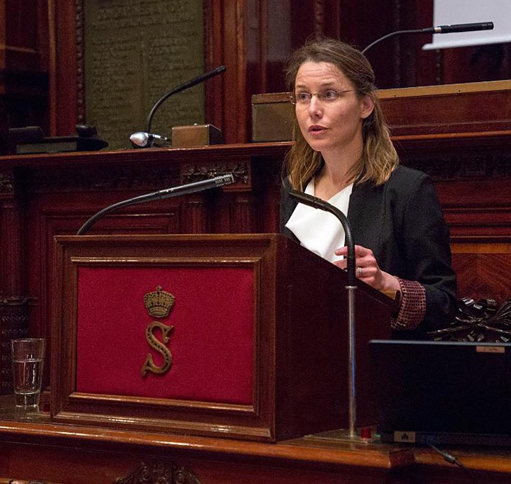 (c) Kevin Oeyen - Belgische Senaat